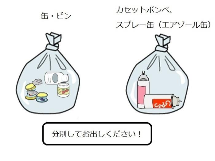 捨て 方 空き缶