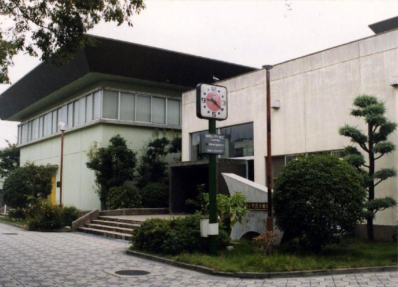 和泉市市民体育館の画像